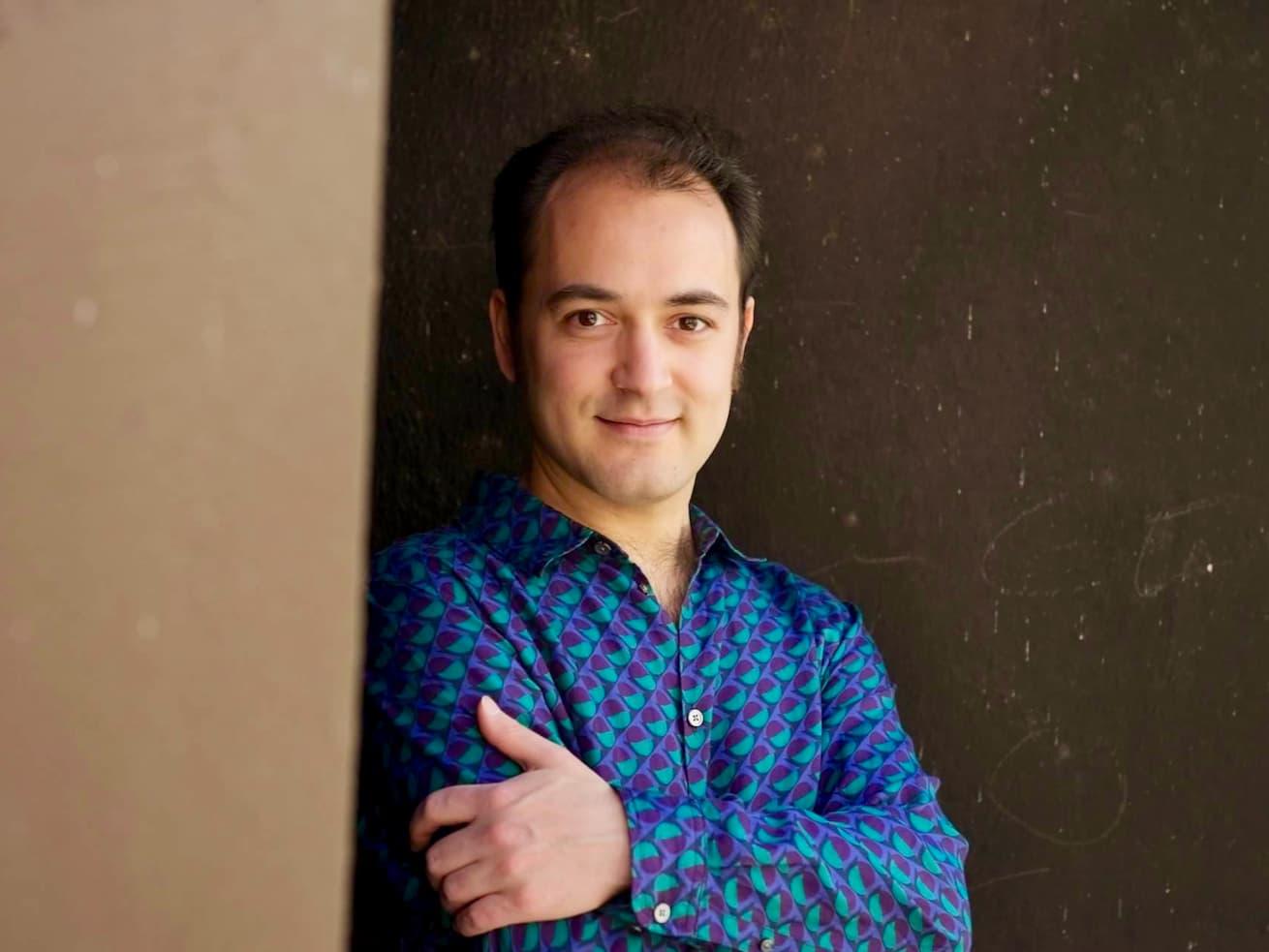 André Dolabella, piano