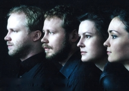 Hanna Shybayeva en het Ysaÿe Trio