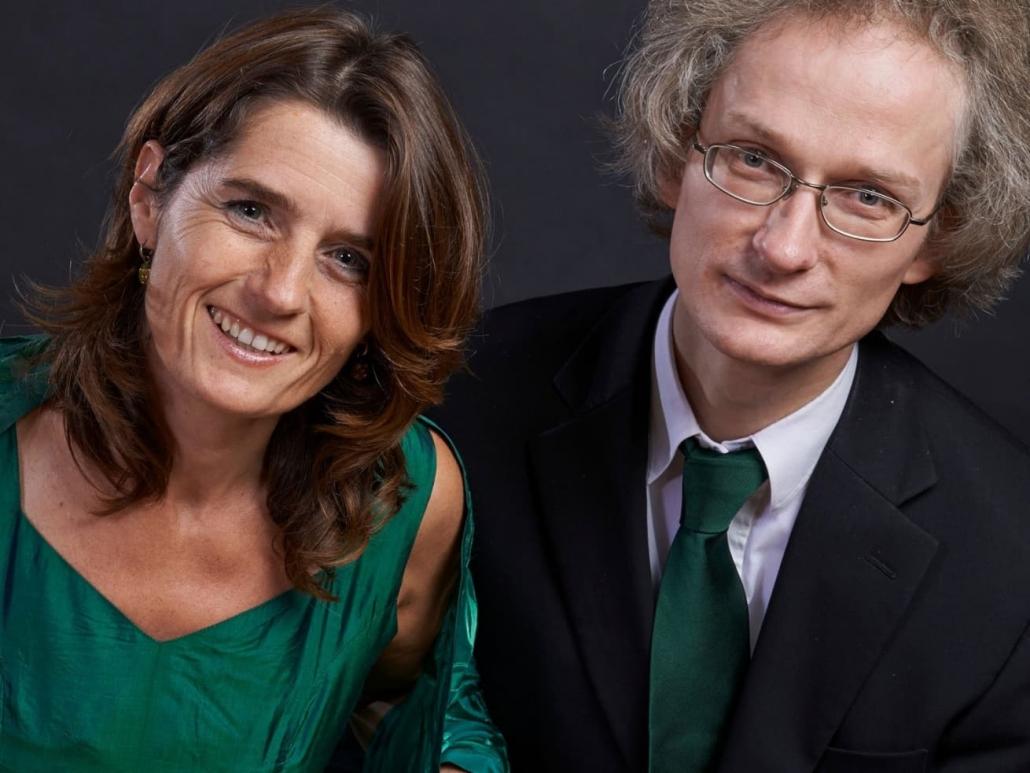 Ursula Dütschler en Frank Wakelkamp