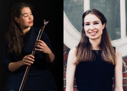 Willemijn Knödler, cello & Claudette Verhulst, piano