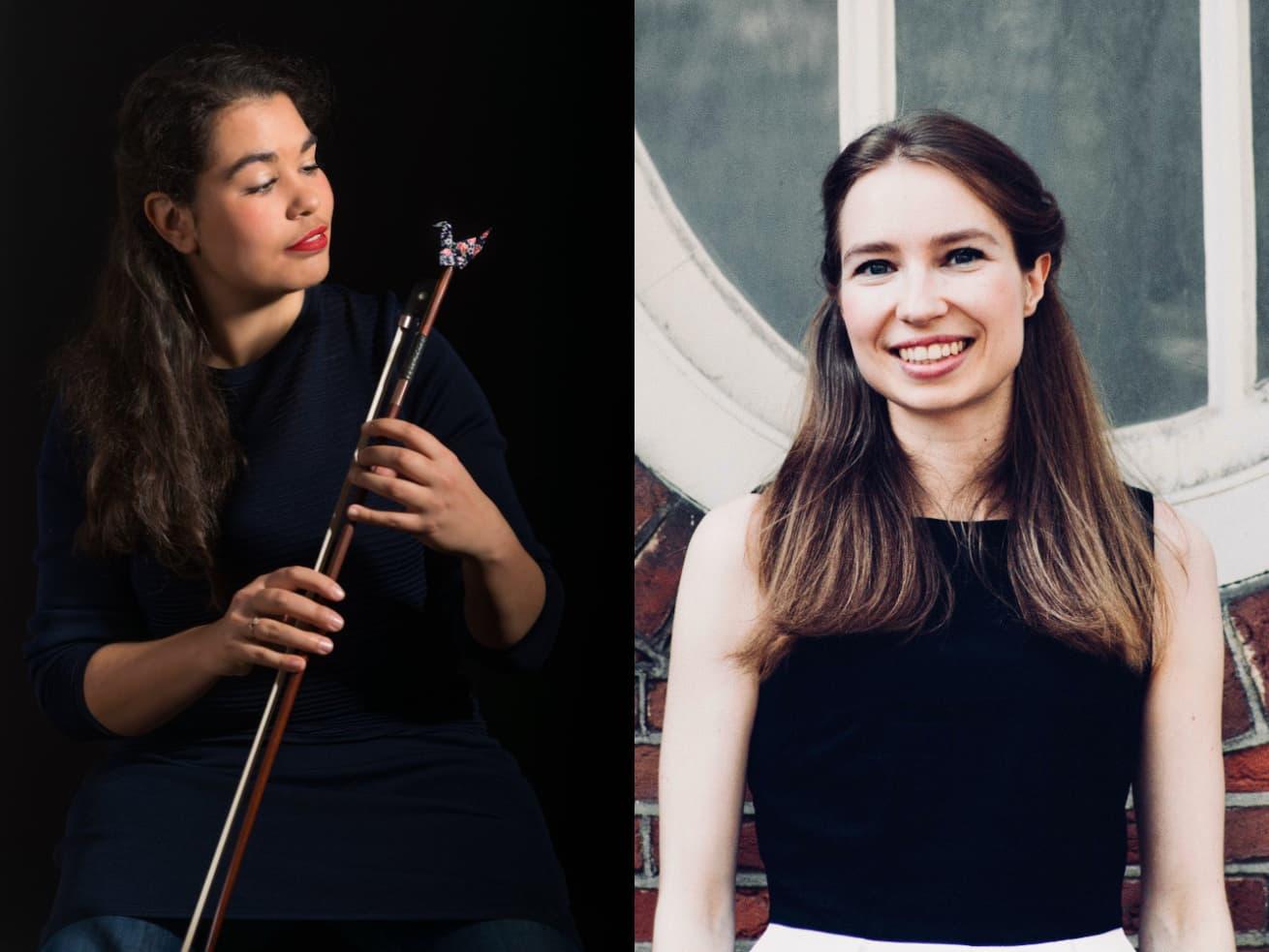 Willemijn Knödler, cello & Claudette Verhulst, piano