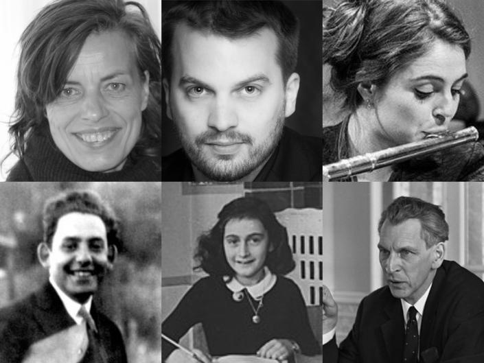 Anne Frank - vijfenzeventig jaar erna
