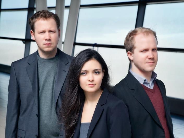 Ysaÿe Trio en route