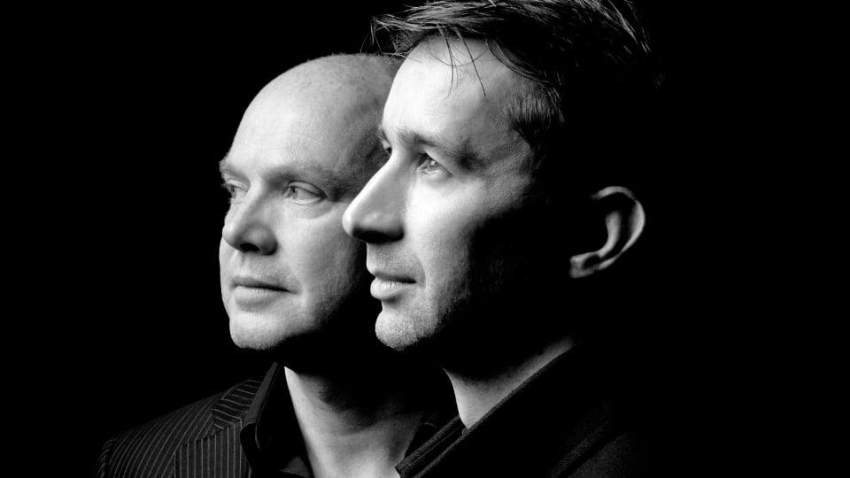 Bariton Henk Neven en Hans Eijsacker, piano